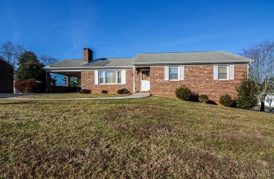 Campbell County Single Family Home For Sale: 80 Mistletoe