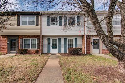 Lynchburg County Condo/Townhouse For Sale: 203 East Cadbury Drive