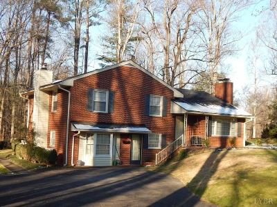 Bedford County Single Family Home For Sale: 921 Peaksview Street
