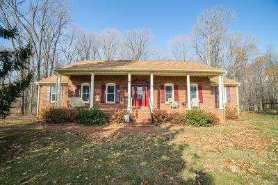 Bedford County Single Family Home For Sale: 2255 Bateman Bridge Road
