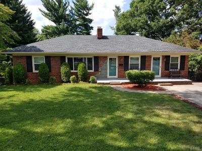 Lynchburg County Single Family Home For Sale: 5945 Hines Circle
