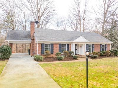 Lynchburg County Single Family Home For Sale: 1920 Eastwood Lane