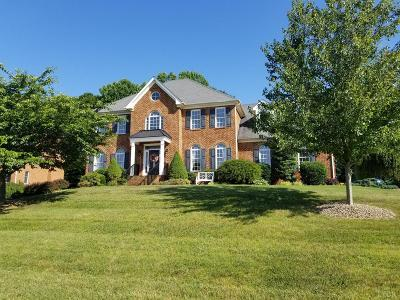 Single Family Home For Sale: 1136 Ashburn Drive