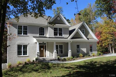 Forest Single Family Home For Sale: 1462 Smartview Drive