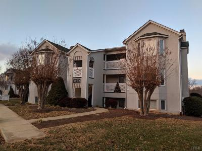 Forest Condo/Townhouse For Sale: 702 Ivy Lake Drive