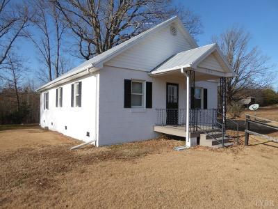 Campbell County Single Family Home For Sale: 2965 Hat Creek Road