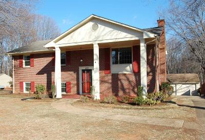 Campbell County Single Family Home For Sale: 1229 Rainbow Forest Drive