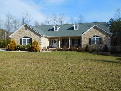Campbell County Single Family Home Contingent/Show: 44 Arrington