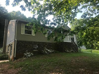 Evington Single Family Home For Sale: 1901 Blackwater Road