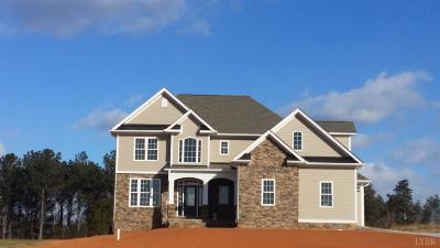 Bedford County Single Family Home For Sale: 1187 Bradford Crossing Place