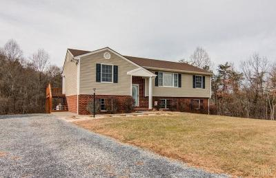 Bedford County Single Family Home For Sale: 227 Mustang Road
