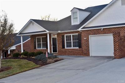 Bedford County Condo/Townhouse For Sale: 1038 Doulton Circle