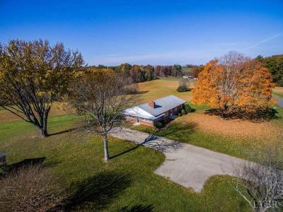 Bedford County Single Family Home For Sale: 1725 Dundee Road