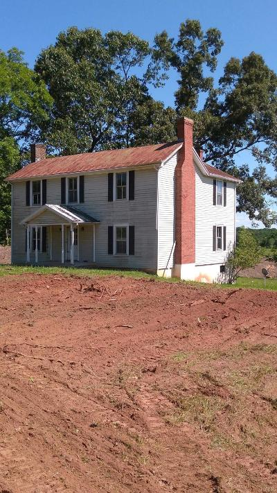 Bedford County Single Family Home For Sale: 2565 West Lynchburg Salem Turnpike