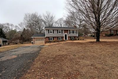 Bedford County Single Family Home For Sale: 105 Maplewood Drive