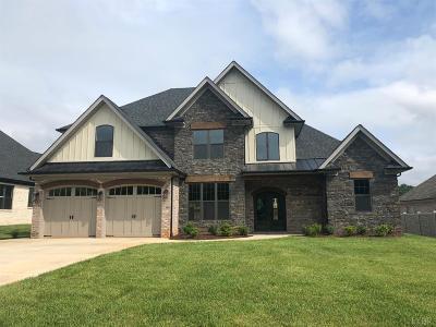 Forest Single Family Home For Sale: 5 Hunters Creek Road