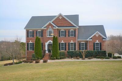 Forest Single Family Home For Sale: 1509 Ty Bluff Road