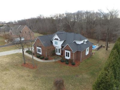 Forest Single Family Home For Sale: 1136 Jefferson Drive West