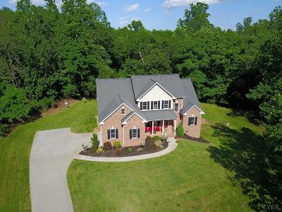 Forest Single Family Home For Sale: 1038 Walkers Crossing Drive