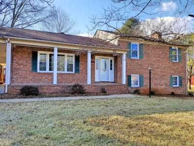 Lynchburg Single Family Home For Sale: 210 Blumont Drive