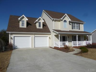 Lynchburg Single Family Home For Sale: 404 Russell Springs Drive