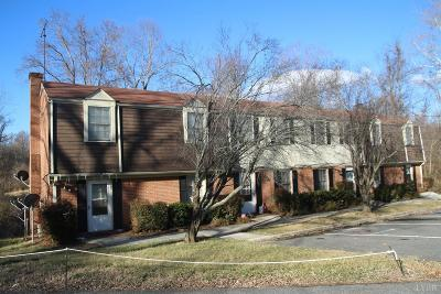 Lynchburg Multi Family Home Contingent/Show: 103 Hampden Drive