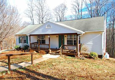 Single Family Home Pending: 1208 Ducks Lane