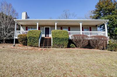 Forest VA Single Family Home For Sale: $195,000