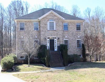 Forest Single Family Home For Sale: 1127 Mistwood Place