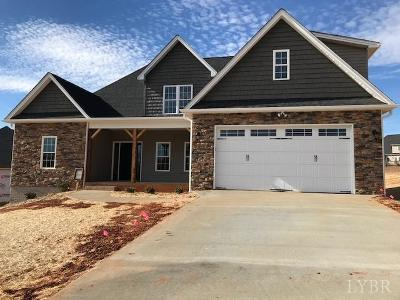 Forest Single Family Home For Sale: 1065 Autumn West Court
