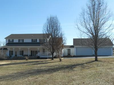 Lynchburg Single Family Home For Sale: 4104 Village Highway