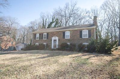 Campbell County Single Family Home For Sale: 103 Dogwood Place