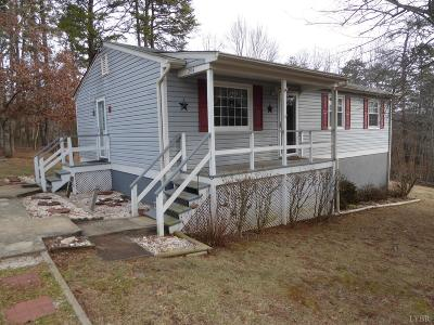 Campbell County Single Family Home For Sale: 204 Settlers Row