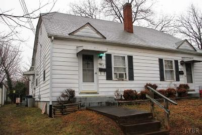 Bedford County Multi Family Home For Sale: 706 North Street