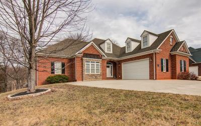 Forest Single Family Home For Sale: 1581 Somerset Drive