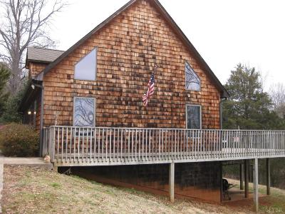 Forest Single Family Home For Sale: 1805 Elkton Farm Road