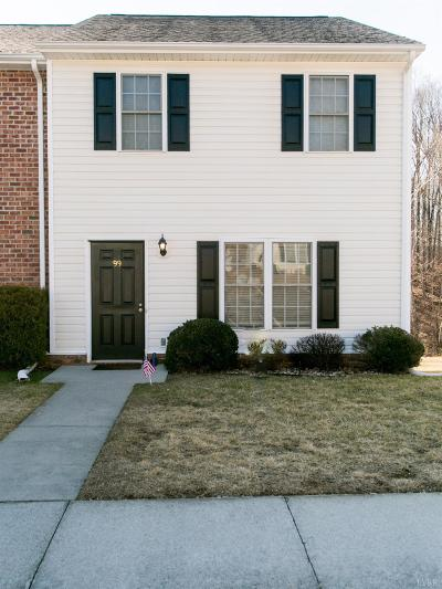 Condo/Townhouse Contingent/Show: 3600 Old Forest Road #99