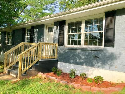 Lynchburg Single Family Home For Sale: 1132 Ardmore Drive