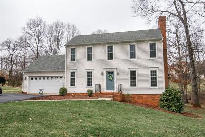 Forest VA Single Family Home For Sale: $279,500