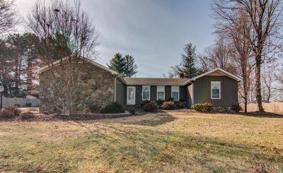 Bedford County Single Family Home For Sale: 111 Woodcreek