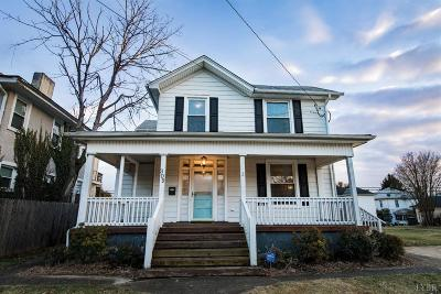 Lynchburg Single Family Home For Sale: 309 Langhorne Lane