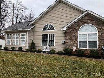 Bedford County Condo/Townhouse For Sale: 1275 Jefferson Way