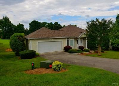 Bedford County Single Family Home For Sale: 1038 8th Fairway Lane