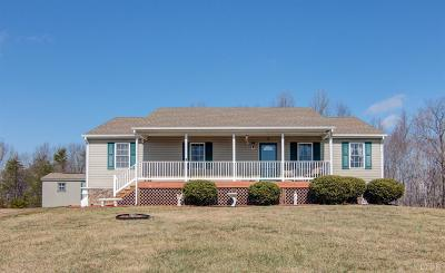 Bedford County Single Family Home For Sale: 2347 Smith Mountain Lake Parkway