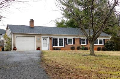 Campbell County Single Family Home For Sale: 363 Timberlake Drive