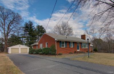 Bedford County Single Family Home For Sale: 1659 Shady Knoll Avenue