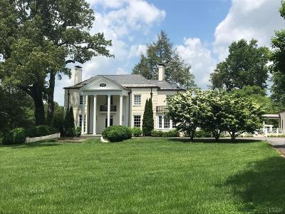 Lynchburg VA Single Family Home For Sale: $799,000