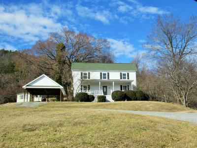 Amherst VA Single Family Home For Sale: $430,000