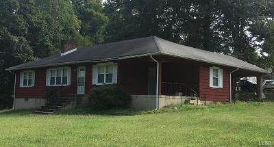 Campbell County Single Family Home For Sale: 203 Marshall Street