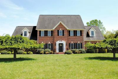 Forest Single Family Home For Sale: 1081 Lake Meadow Lane